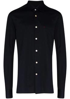 Kiton cotton-jersey shirt
