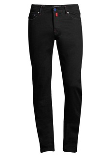 Kiton Cotton Stretch Jeans