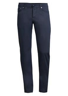 Kiton Cotton Stretch Pants