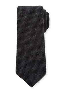 Kiton Crowsfoot Wool/Silk Tie