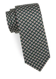 Kiton Diamond Silk Tie