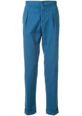 Kiton elasticated waist chinos