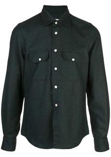 Kiton felt shirt