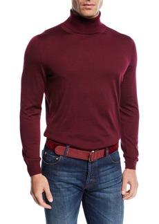 Kiton Cashmere Turtleneck Sweater