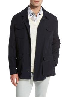 Kiton Classic Safari Jacket