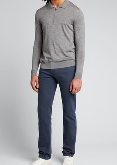 Kiton Men's Plus One Special Edition Jeans
