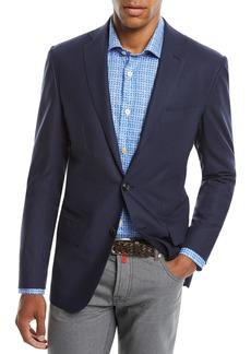 Kiton Men's Two-Button Cashmere Sport Coat