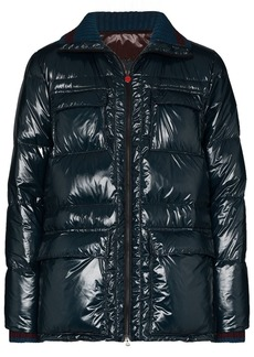 Kiton puffer jacket