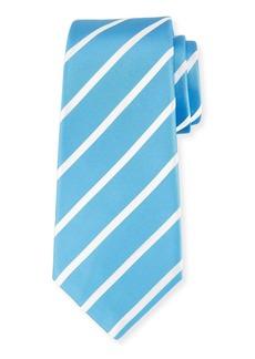 Kiton Striped Silk Tie