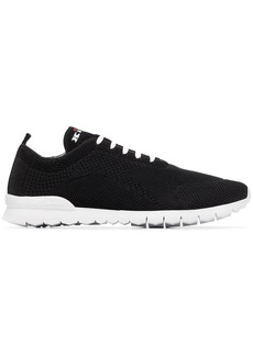 Kiton knit low-top sneakers