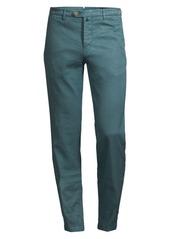 Kiton Linen & Cotton Trousers
