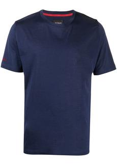 Kiton logo crew-neck T-shirt