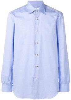 Kiton long-sleeved shirt