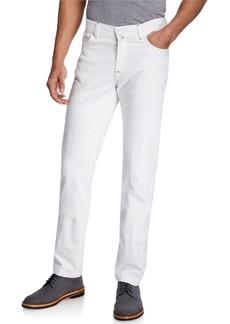 Kiton Men's Straight-Leg 5-Pocket Pants