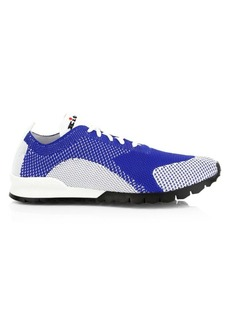Kiton Mesh Sock Sneakers