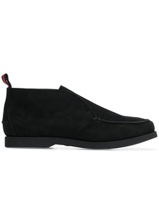 Kiton mid top loafers