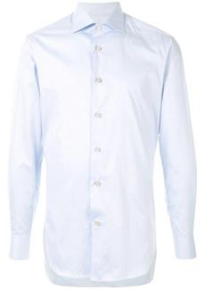 Kiton poplin shirt