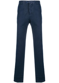 Kiton regular fit chinos