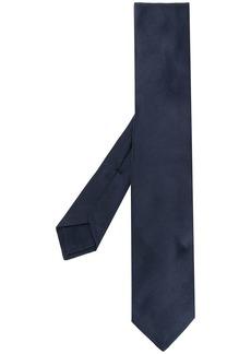 Kiton silk neck tie
