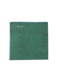 Kiton Silk Pocket Square