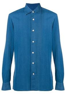 Kiton slim fit shirt
