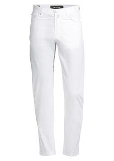Kiton Straight-Leg Five-Pocket Pants