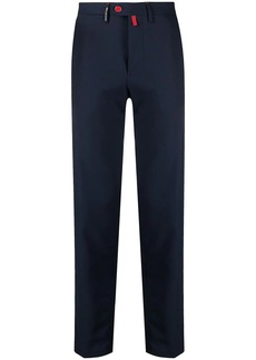 Kiton straight-leg trousers