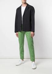 Kiton straight-leg trousers