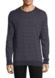 Kiton Striped Pullover