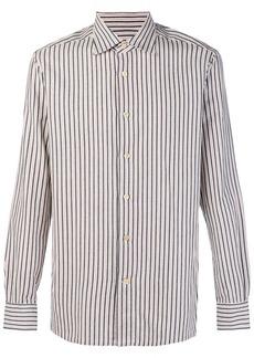 Kiton striped shirt