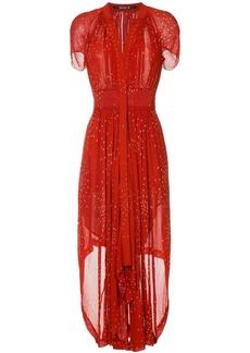 KITX cinched midi dress