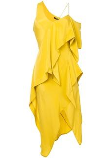 Kitx Diversity Spiral dress - Yellow & Orange