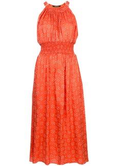 KITX flared midi dress