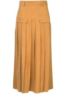 KITX Intuitive Pleat skirt
