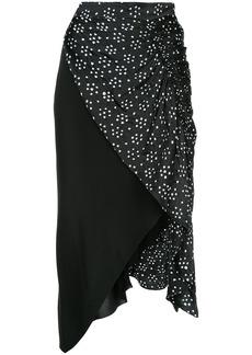 KITX Sacred Hand drape skirt