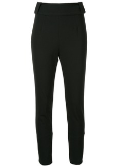 Kitx Timeless cigarette trousers - Black