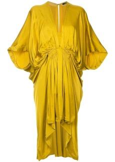 KITX Muse Moment draped dress