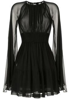 KITX The Fellowship silk mini dress