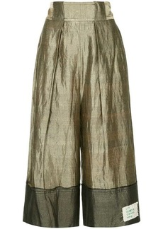 KITX wide-legged culottes