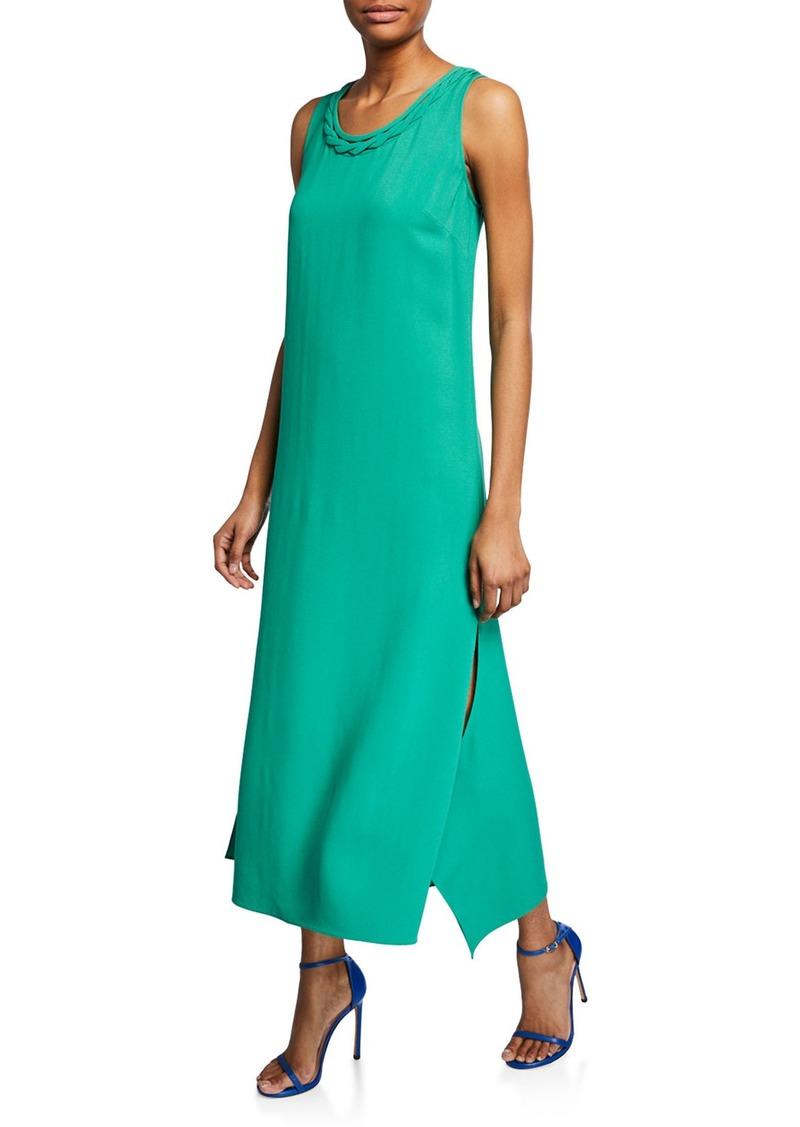 Kobi Halperin Keira Scoop-Neck Sleeveless Maxi Dress