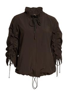 Kobi Halperin Gianna Ruched Sleeve Jacket