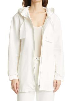 KOBI HALPERIN Zoey Hooded Cotton Blend Jacket