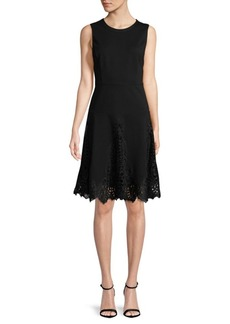 Kobi Halperin Lace Sheath Dress