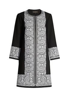 Kobi Halperin Marta Embroidery Coat