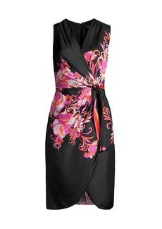 Kobi Halperin Suzi Floral-Print Silk Dress