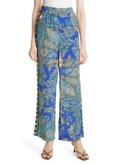 Women's Kobi Halperin Arlene Mix Print Pants