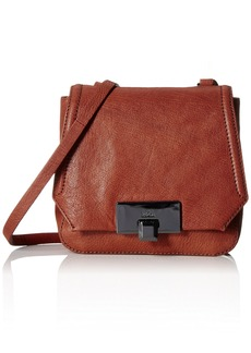 Kooba Handbags Filmore Mini Cross Body Bag Rust