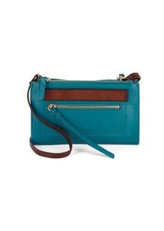 Kooba Ridgefield Mini Leather Crossbody Bag