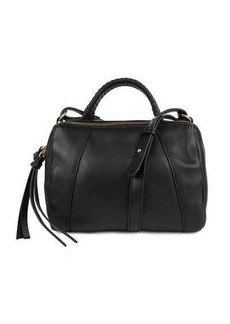 Kooba Turner Leather Micro Duffel Bag
