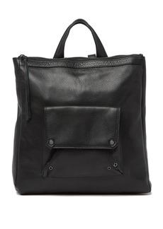 Kooba Orian Leather Backpack